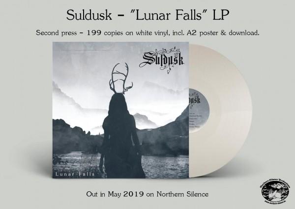 Suldusk - Lunar Falls [white - 199], LP