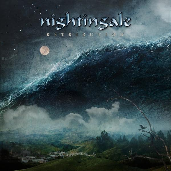 Nightingale - Retribution [blue - 100], LP