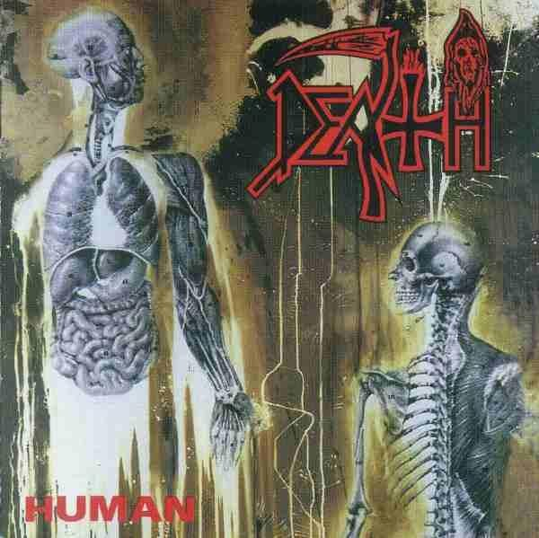 Death - Human, CD