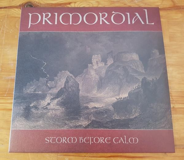 Primordial - Storm Before Calm, LP