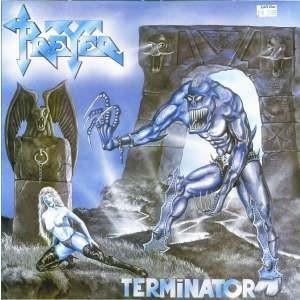 Preyer/The Black Riders - Terminator/Chosen Few, SC-CD