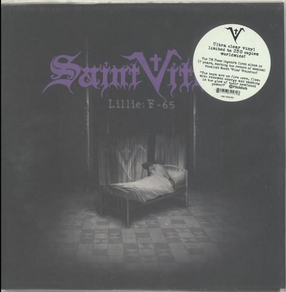 Saint Vitus - Lillie:F-65 [clear - 250], LP