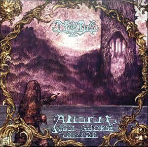 Mortiis - Anden Som Gjorde Oppror [black - 450], LP