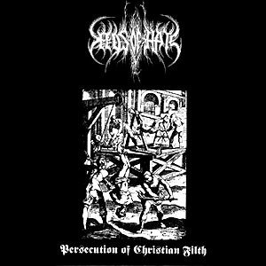 Seeds Of Hate - Persecution Of Christian Filth, LP