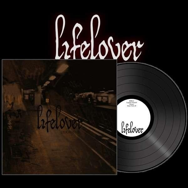 Lifelover - Dekadens [black], LP