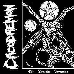 Cacodaemon - The Demoniac Invocation, LP