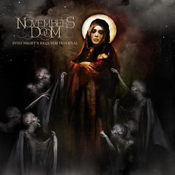 Novembers Doom - Into Night's Requiem Infernal, CD
