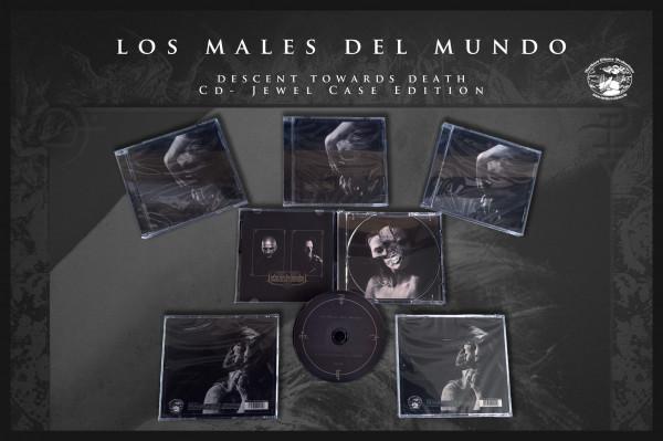 Los Males Del Mundo - Descent Towards Death, CD