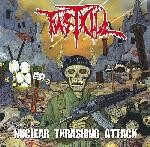Fastkill - Nuclear Thrashing Attack, CD
