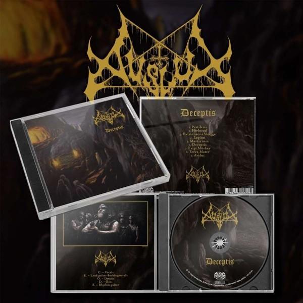 Avslut - Deceptis, CD
