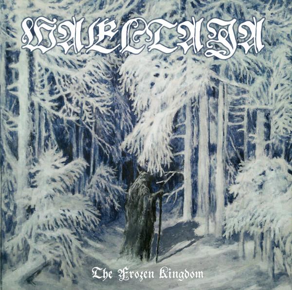 Waeltaja - The Frozen Kingdom, DigiCD