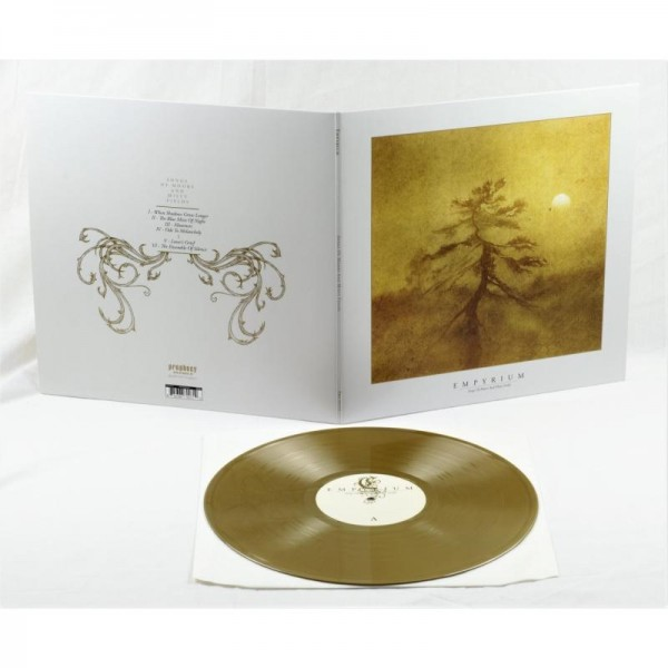 Empyrium - Songs Of Moors And Misty Fields [gold - 500], LP