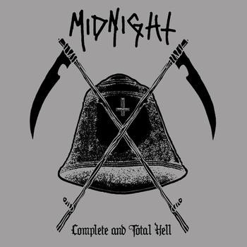 Midnight (USA) - Complete and Total Hell, CD