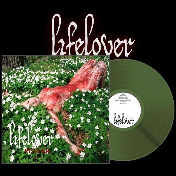 Lifelover - Pulver [green], LP