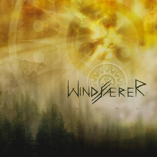 Windfaerer - Alma, DigiCD