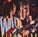 Sacred Warrior - Rebellion, CD