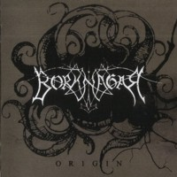 Borknagar - Origin, CD