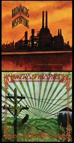 Hammers Of Misfortune - Fields/Church Of Broken Glass, Digi2CD
