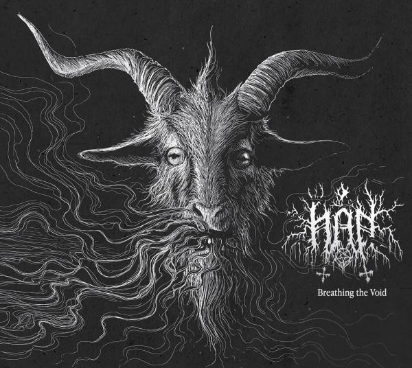 Hån - Breathing the Void, DigiCD