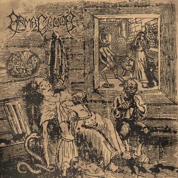 Armagedda - Svindeldjup Ättestup, CD