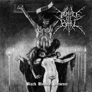 Temple Of Baal - Black Unholy Presence, CD