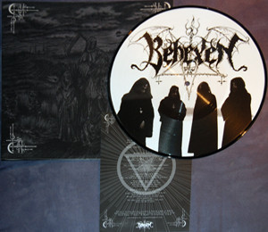 "Behexen / Satanic Warmaster - Split, Pic10"""