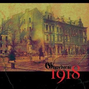 Graveborne - 1918, CD