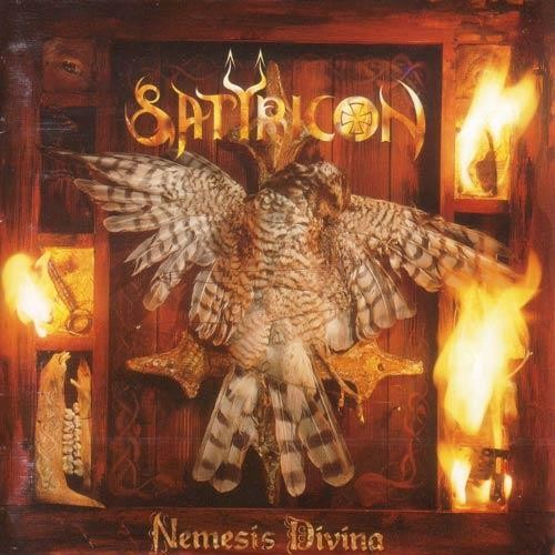 Satyricon - Nemesis Divina, CD