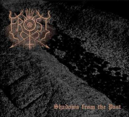 The True Frost - Shadows From The Past, DigiCD