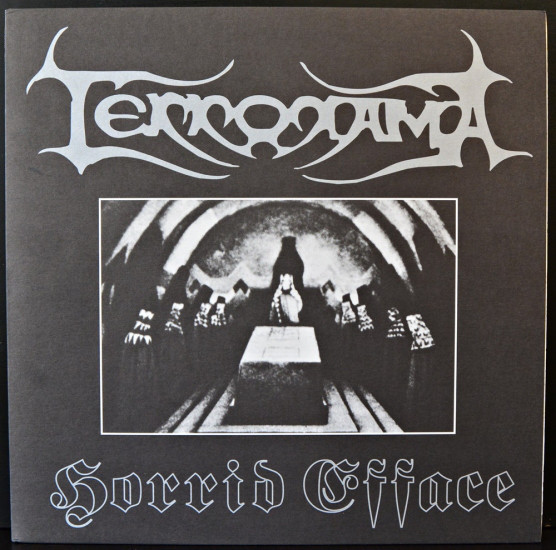 Terrorama - Horrid Efface, LP