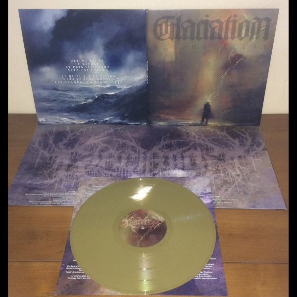 Glaciation - Ultime Eclat [gold- 300], LP