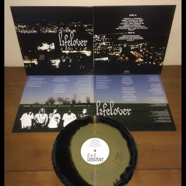 Lifelover - Erotik [gold/black - 500], LP