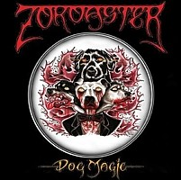 Zoroaster - Dog Magic, CD