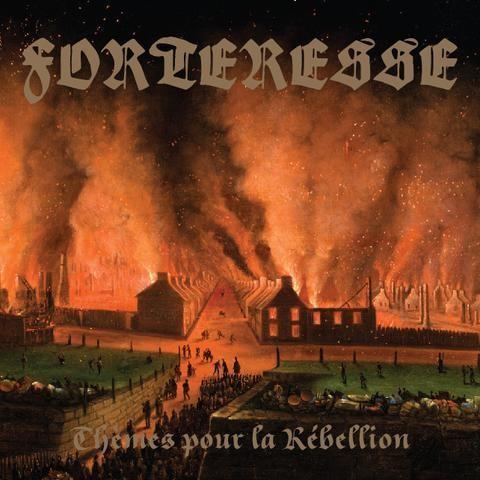 Forteresse - Themes Pour La Rebellion, CD