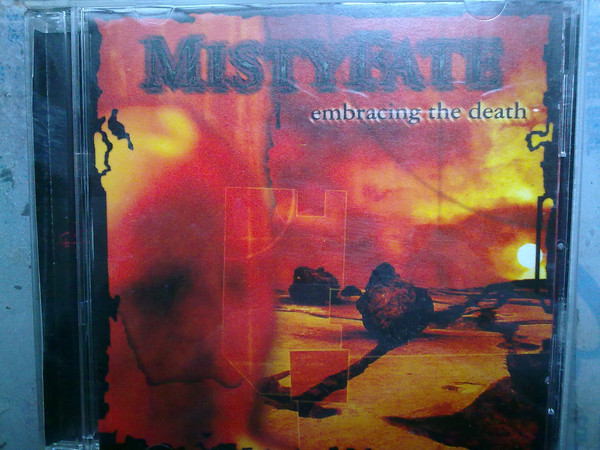 Mistyfate - Embracing The Death, CD