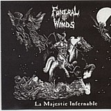 Funeral Winds - La Majestie Infernable, CD