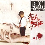 Legion Of The Damned - Feel The Blade, A5-DIGICD+DVD