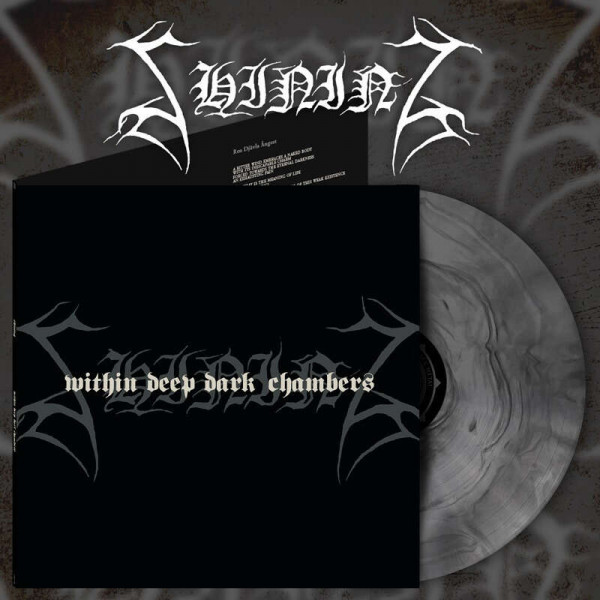 Shining - Within Deep Dark Chambers [silver/ultra clear galaxy - 300], LP