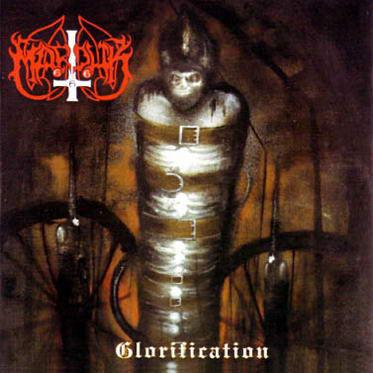 Marduk - Glorification, CD