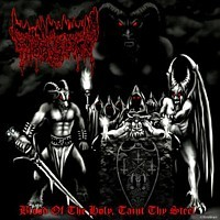 Thornspawn - Blood Of The Holy, Taint Thy Steel, CD