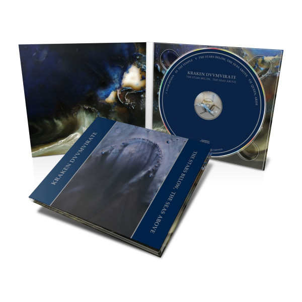 Kraken Duumvirate - The Stars Below, The Seas Above, DigiCD