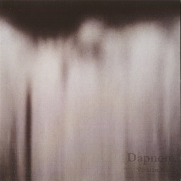 Dapnom - Verklärt Nacht, CD