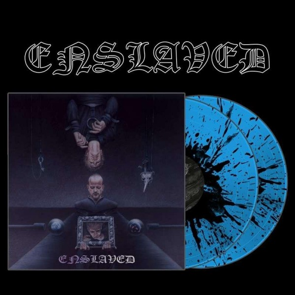 Enslaved - Monumension [blue splatter], 2LP