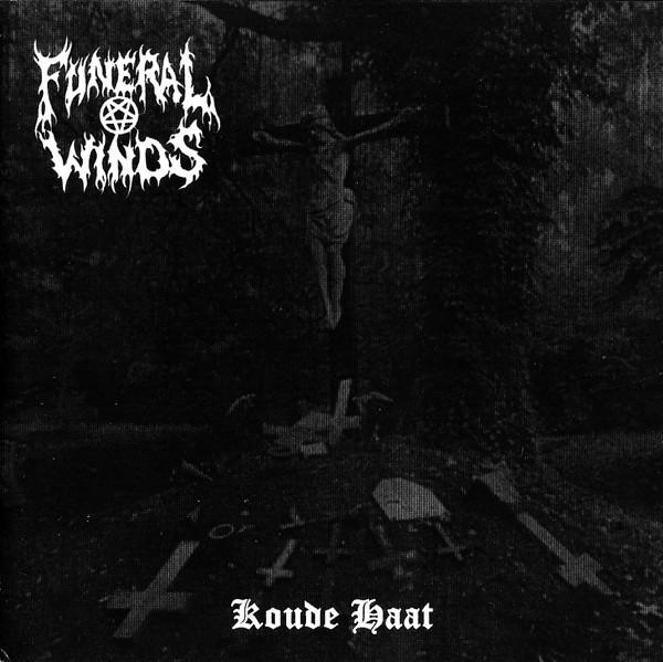 Funeral Winds - Koude Haat, CD