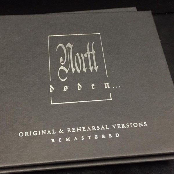 Nortt - Døden, 2CD DIGIBOOK