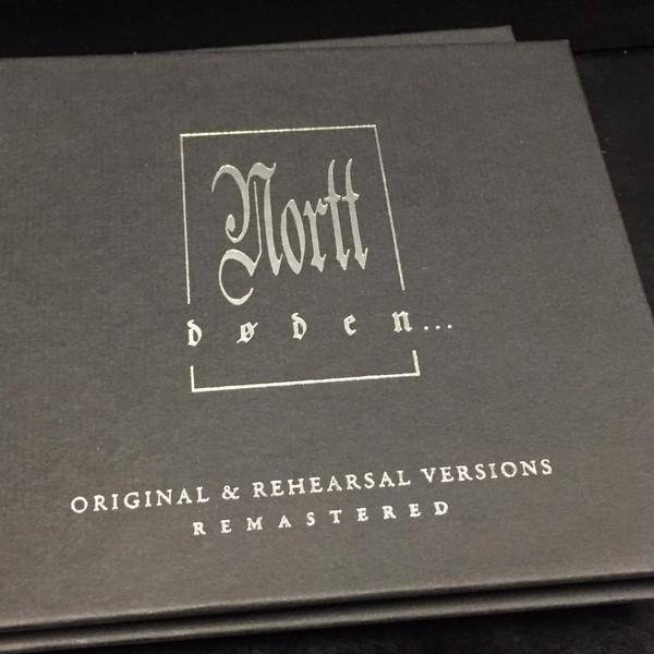 Nortt - Døden, 2CD DIGIBOOK