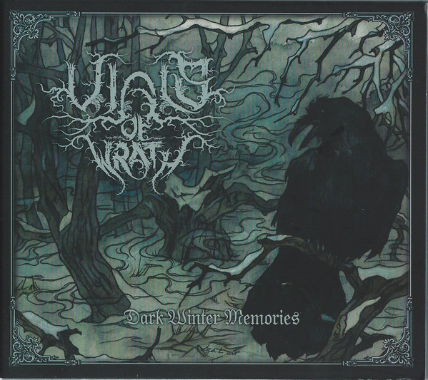 Vials of Wrath - Dark Winter Memories, DigiCD