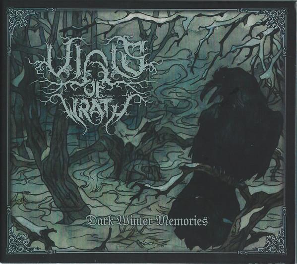 Vials of Wrath - Dark Winter Memories, DigiCD