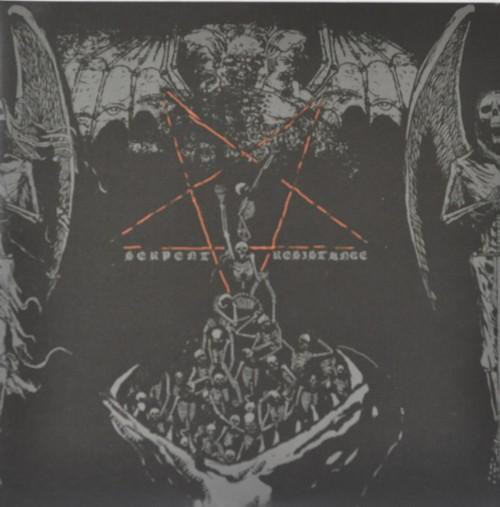 Horned Serpent/Prevalent Resistance - Serpent Resistance - Split, LP