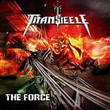 Titan Steele - The Force, CD